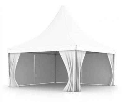 Party tents, event tents, event halls, pavilopns, pagodas, big tents and two-storey tents, tent systems and a lot of accessories - everything available in our shop