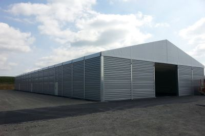 Industrial tents and warehouses by Eschenbach